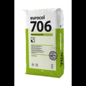 Eurocol 706 Tegelvoeg WD Grijsbruin 5kg