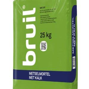 Bruil MK1205 Metselmortel Met Kalk 25kg
