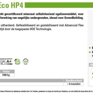 Kerakoll Keratech Eco HP4 25kg