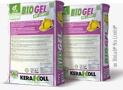 Kerakoll Biogel No Limits Grijs 25kg