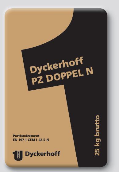 Dyckerhoff Portland CEM I 42