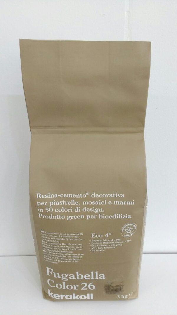 Kerakoll Fugabella Color 26 3 kg