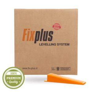 Fix Plus Levelling Keggen 1000 stuks