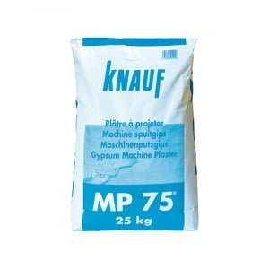 Knauf MP 75 Machinepleistergips 25 kg