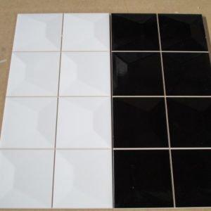Saloni Wide Negro 20x40