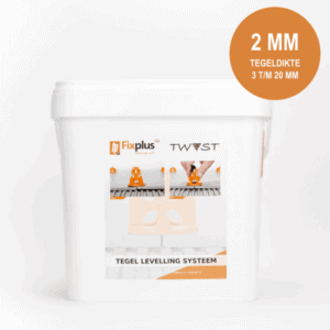 Fix Plus Twist Starters Kit 250 2 mm