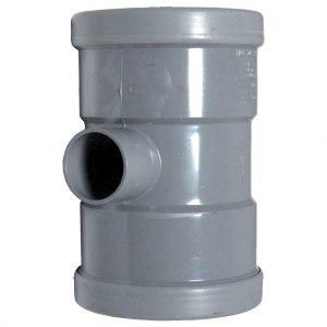 PVC 110/75 T-stuk 90°