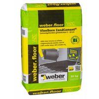 Weber.Floor Vloeibare ZandCement 25kg