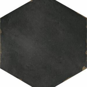 Nanda Tiles Capri Sorentine Nero 14x16