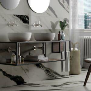 Imola The Room PAN WH RM 60x120