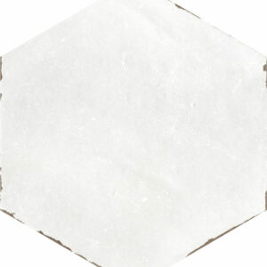 Nanda Tiles Capri Solaro White 14x16