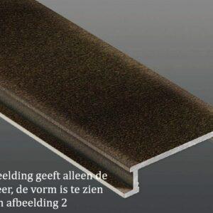 Schluter A100TSOB Brons 10 mm 2